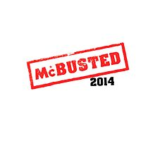 McBusted 2014 - iPad by raytchull