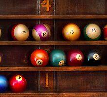 Hobby - Pool - Let's play billiards by Mike  Savad