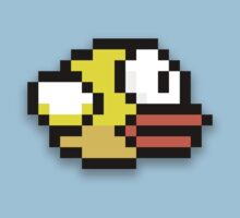 Flappy Bird Yellow by elyosz