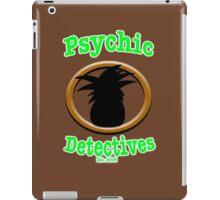 Psychic Detectives, Est. 2006 iPad Case/Skin