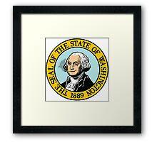 George Washington High Framed Print