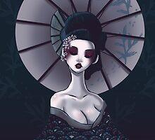 Geisha by zerojigoku