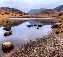 Blea Tarn, Lake District by English Landscape Prints