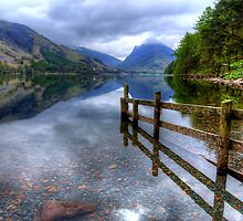 Buttermere, Lake District by Stephen Smith