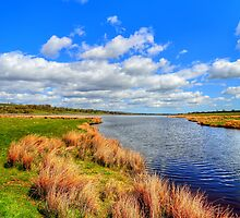 Hury Reservoir by English Landscape Prints
