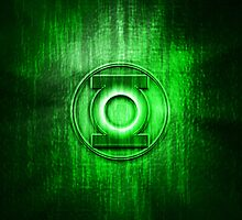 Green Lantern Logo by Chibie