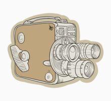 Vintage Camera by JonahVD
