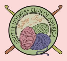 Knotty Hookers Club of America (Official Products) by Mookiechan
