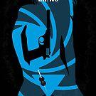 No277-007 My Dr No minimal movie poster by Chungkong