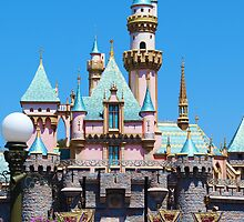Sleeping Beauty Castle, Disneyland Resort by jennisney