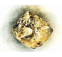 Roughly (Diamond) Photographic Print