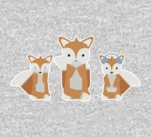 See, Hear and Say No Evil (Fox Edition!) by steamoven