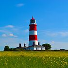Happisburgh Lighthouse, North Norfolk by SaraHardman