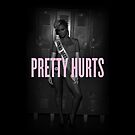 Beyoncé 'Pretty Hurts' Phone Case by Creat1ve