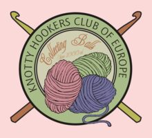 Knotty Hookers Club of Europe (Official Products) by Mookiechan