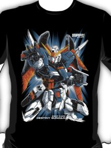 Destiny Gundam T-Shirt