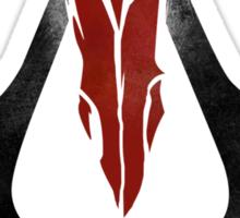 Mandalorian's Creed (white) Sticker