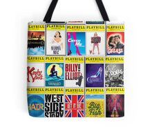 Broadway Playbill Palooza Tote Bag