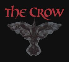 The Crow (movie logo) by weeweeface