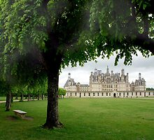 Chambord - France by Arie Koene