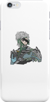 Raiden for your phone by RekiCsaba