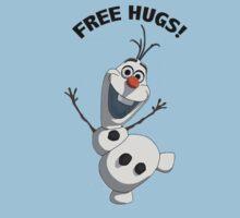 Olaf free hugs T-Shirt
