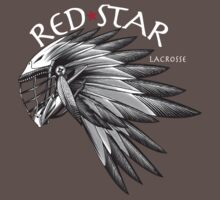 Red Star Headdress by Tom  Ledin