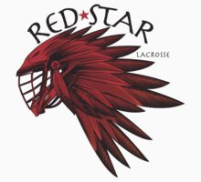 Red Star Headdress by Red Star Lacrosse
