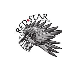 Red Star Headdress - Case by Red Star Lacrosse