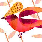 Bird of Paradise 2 by Scott Partridge
