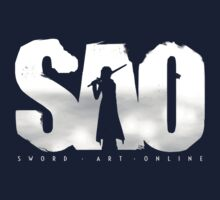 Sword Art Online T-Shirt 1 - SAO  by Fenx