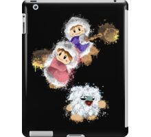 Abstract Ice Climber Duo iPad Case/Skin