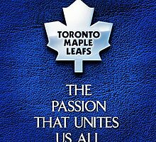 Maple Leafs Passion by AvengedMayFire