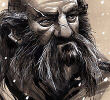 Dwalin the Dwarf by evankart