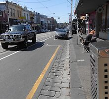 Collingwood Streetscape by ellismorleyphto