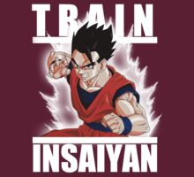 Train insaiyan - Mystic Gohan by Ali Gokalp