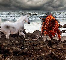 The Last Unicorn by christymcnutt