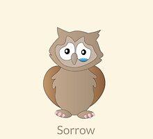 Ody Owl - Sorrow by JohanPlago
