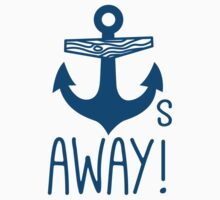 Anchors Away Kids Clothes