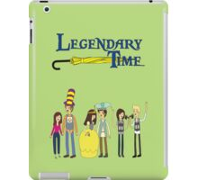 It's Always An Adventure With You iPad Case/Skin