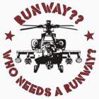 Runway 3 by rattleship