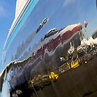 747 Reflection by Sue Morgan