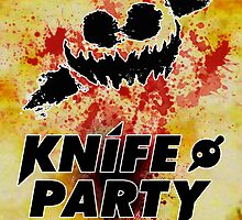 Knife Party by Tim Krinkels
