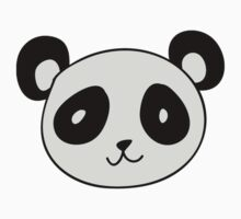 Cute Panda Face by SaradaBoru