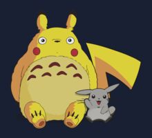 Totorotchu & Pikaro  by Wizards