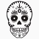 Sugar Skull 0001 by thatstickerguy