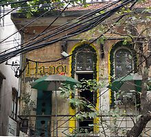 hanoi by Anne Scantlebury
