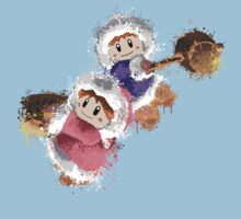 Abstract Ice Climber Epic Duo Kids Clothes