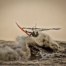 Flying Windsurfer by SWEEPER