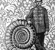 Ammonite by Ieuan  Edwards